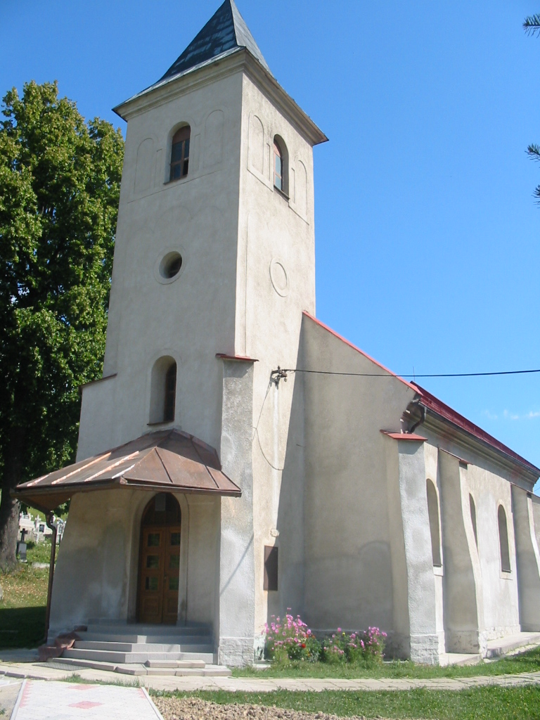 Gréckokatolícky chrám - Milpoš